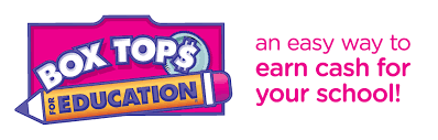 Box Tops for Education. An easy way to earn cash for your school!